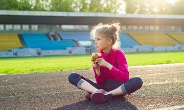 Παιδί και διατροφή: Πηγές πρωτεΐνης για μικρούς αθλητές (vid)