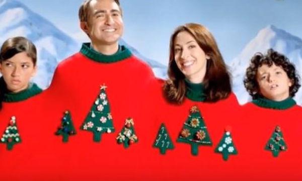 Αυτές οι χριστουγεννιάτικες φωτογραφίες είναι αστείες, περίεργες και αλλόκοτες (pics+vid)