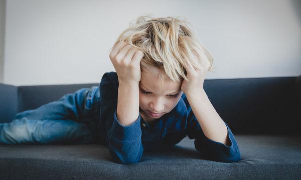 Παιδικό άγχος: Τα πέντε σημαντικά πράγματα που πρέπει να γνωρίζετε (pics)