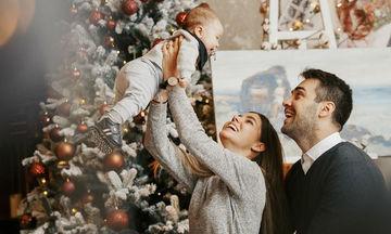 Αυτές οι χριστουγεννιάτικες φωτογραφίες με παιδιά και γονείς θα σας ενθουσιάσουν (pics)