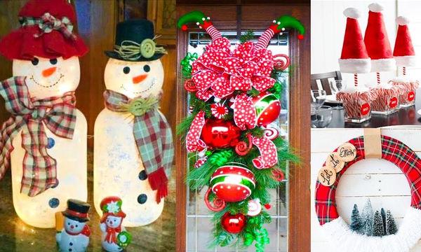 Αυτά είναι τα πιο εντυπωσιακά χριστουγεννιάτικα στολίδια που μπορείτε να φτιάξετε (vid)