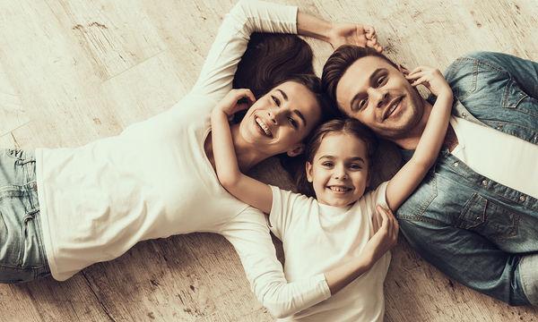 Πώς να γίνετε οι καλύτεροι γονείς κάνοντας τρία απλά πράγματα