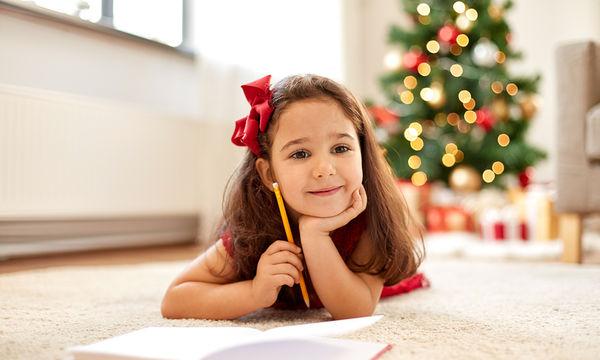 Γιατί είναι σημαντικό το παιδί σας να γράψει γράμμα στον Αη Βασίλη