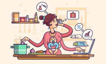 Έτσι μπορεί να ισορροπήσει μια μαμά δουλειά και οικογένεια!