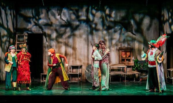 Χριστούγεννα με τον «Πήτερ Παν» στο Θέατρο Αθηνά - Εορταστικό Πρόγραμμα Παραστάσεων