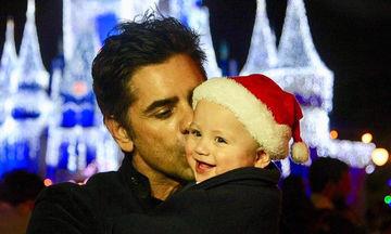 Τρυφερές χριστουγεννιάτικες φωτογραφίες των celebrities με τα παιδιά τους (pics)