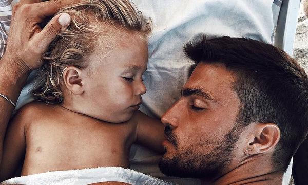 Κάντε ησυχία, ο μπαμπάς κοιμάται: Απίθανες φωτογραφίες με κουρασμένους μπαμπάδες! (pics)
