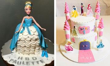 Δεκαπέντε εντυπωσιακές τούρτες με πριγκίπισσες της Disney - Πάρτε ιδέες (pics)