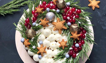 Η βασιλόπιτα αλλιώς: είκοσι εντυπωσιακά πρωτοχρονιάτικα κέικ (pics)