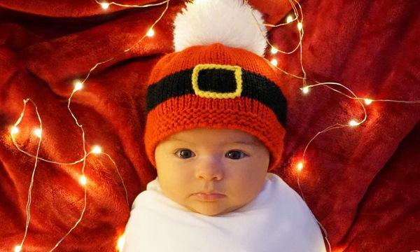 Χαριτωμένα μωράκια σε όμορφες χριστουγεννιάτικες φωτογραφίες: Θα σας «κλέψουν» την καρδιά! (pics)