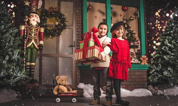 Τα παιδιά ετοίμασαν τα χριστουγεννιάτικα δώρα για τους αγαπημένους τους. Όμορφες φωτογραφίες (pics)