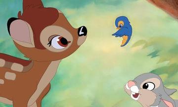 Πώς ο Bambi το ελαφάκι έγινε η «σκληρή» τιμωρία ενός κρατούμενου στη φυλακή