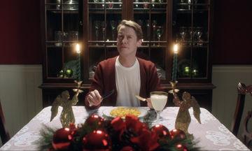 Ο Macaulay Culkin  μένει ξανά … «Μόνος στο σπίτι» - Δείτε το βίντεο που έγινε  viral