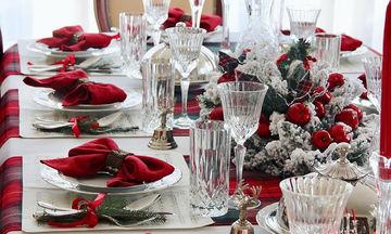 Ξεχωριστές ιδέες για να διακοσμήσετε το γιορτινό τραπέζι και να εντυπωσιάσετε (pics)