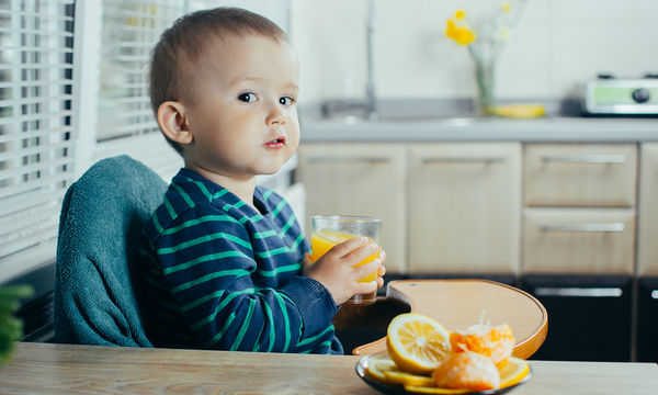Πορτοκάλι: Από πότε μπορείτε να το δώσετε στο μωρό σας και ποια τα οφέλη του