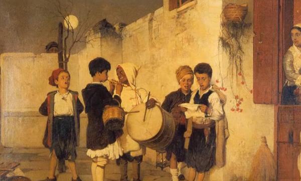 Παραδοσιακά χριστουγεννιάτικα κάλαντα από όλη την Ελλάδα (vid)