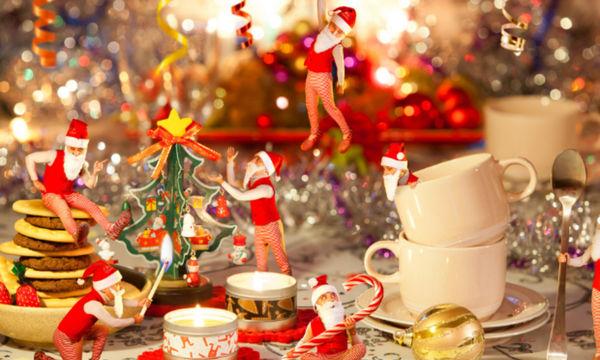 Ποιο ζώδιο θα φάει και τα... τραπεζομάντηλα στο χριστουγεννιάτικο τραπέζι;