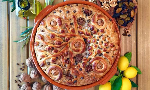Χριστόψωμο: η παραδοσιακή συνταγή για να το φτιάξετε
