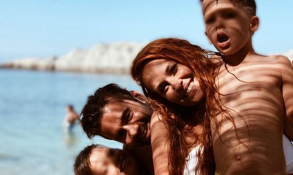 Δείτε πώς αποχαιρετούν οι Έλληνες celebrities το 2018 (pics)