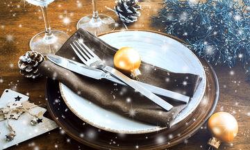 Σκορπίστε στο πρωτοχρονιάτικο τραπέζι σας μπάλες από χαρτόνι!