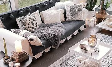Μοντέρνες ιδέες διακόσμησης για ένα ζεστό και άνετο καθιστικό (pics +vid)