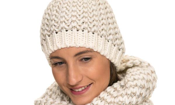 Αυτός ο σκούφος θα γίνει το αγαπημένο σας αξεσουάρ τώρα το χειμώνα