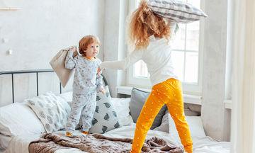 Αδελφικές διαμάχες κι ο ρόλος των γονιών (vid)
