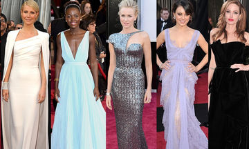 Δεκαέξι από τα ομορφότερα φορέματα στην ιστορία των Oscars - Ποιες τα φόρεσαν (vid)