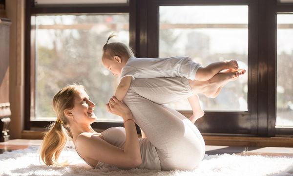 Μωράκια κάνουν γυμναστική και μας χαρίζουν απίστευτες στιγμές γέλιου (vid)