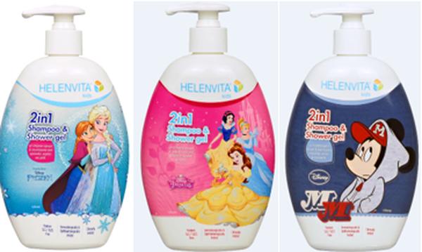 Ανακαλύψτε τη νέα σειρά Helenvita Kids με τους ήρωες της Disney®