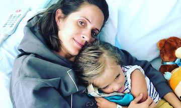 Μαμά με τρία παιδιά περιγράφει τις ημέρες γρίπης της οικογένειας. Σας θυμίζει τον εαυτό σας;  (pics)