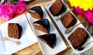 Συνταγή για αφράτο και νοστιμότατο κέικ σοκολάτας - Πώς θα το πετύχετε (vid)