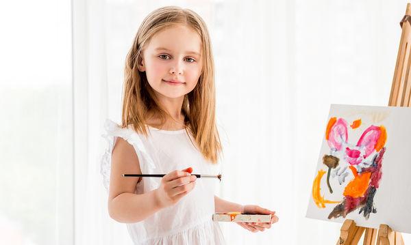 Πρωτότυπες ιδέες για να κρατήσετε για πάντα για τις ζωγραφιές των μικρών σας (pics)