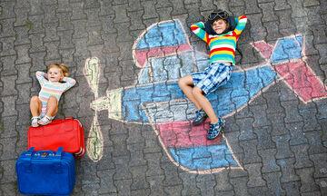 Τα ταξίδια βελτιώνουν τις επιδόσεις των παιδιών στο σχολείο! (pics)