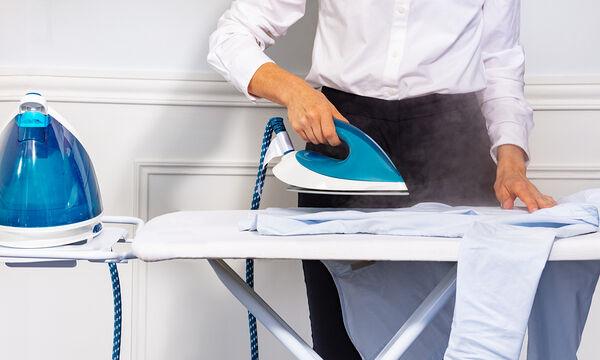 Λάθη που κάνετε όταν σιδερώνετε και πώς να τα διορθώσετε