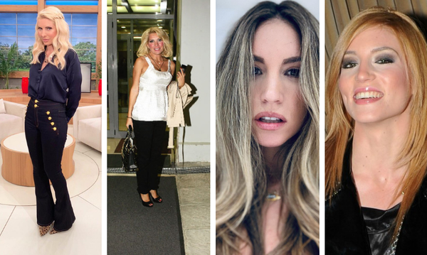 #10yearschallenge: Οι διάσημες Ελληνίδες μαμάδες σε φωτογραφίες του 2009 και του 2019