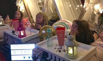 Καλέστε τους φίλους του παιδιού σας σε πυτζάμα – πάρτι (pics)