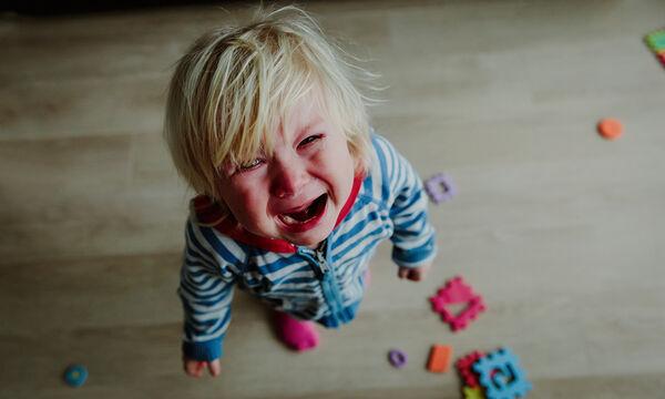 Γιατί γκρινιάζει το παιδί μου;