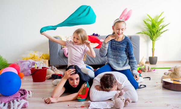 Πώς να γίνεις κακός γονιός - Ξεκαρδιστικό βίντεο αποκλειστικά για γονείς με χιούμορ