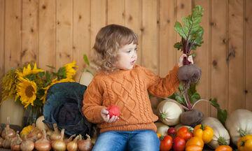 Παντζάρι: Μια εξαιρετικά θρεπτική τροφή για παιδιά που είναι στην ανάπτυξη (vid)
