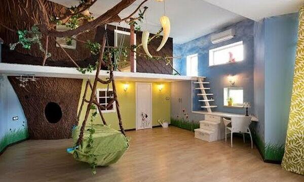 15 καταπληκτικά υπνοδωμάτια για παιδιά! (vid)