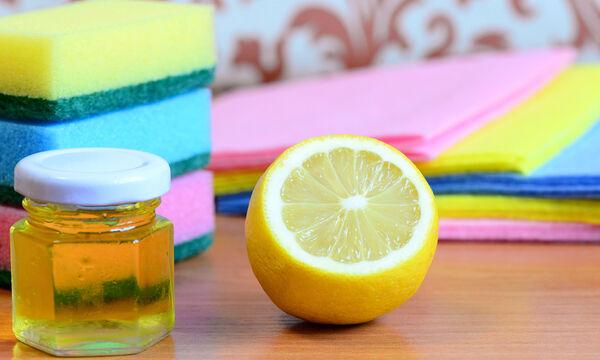 Σπιτικά καθαριστικά από λεμόνι