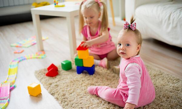 Διακόσμηση παιδικού δωματίου με βάση το Μοντεσσοριανό σύστημα (vid)