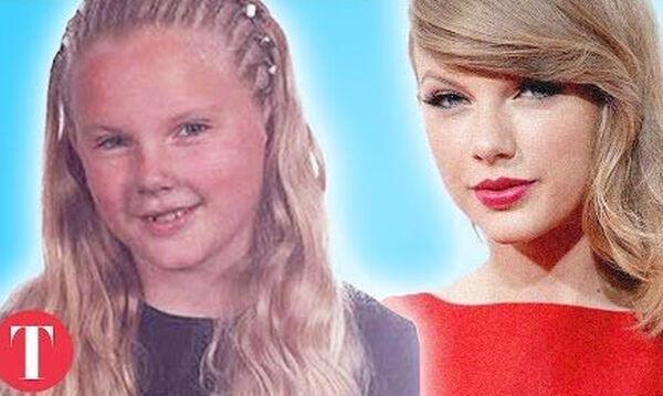 Δείτε πώς ήταν δέκα celebrities στην εφηβεία τους - Θα τους αναγνωρίζατε;(vid)
