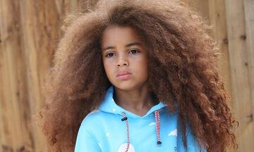 Γνωρίστε τον επτάχρονο που έχει τρελάνει το Instagram  με τα μαλλιά του (pics)