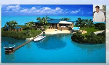 Αυτοί οι celebrities είναι ιδιοκτήτες πανέμορφων νησιών (vid)