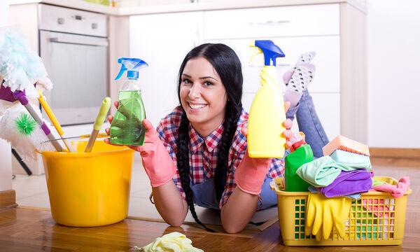 10 συμβουλές καθαριότητας που δεν θα πιστεύετε ότι υπάρχουν!