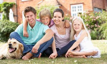 Απλά μυστικά για μια ευτυχισμένη οικογένεια