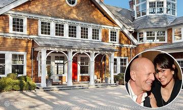 Bruce Willis: Φωτογραφίες από το εντυπωσιακό σπίτι του στη Νέα Υόρκη (pics)
