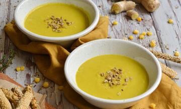 Πώς θα φτιάξετε νόστιμη σούπα καλαμποκιού